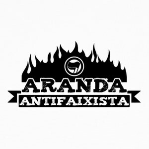 Tee-shirts Aranda  Antifaixista
