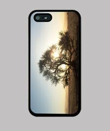 Árbol - iPhone 5 / 5s, negra