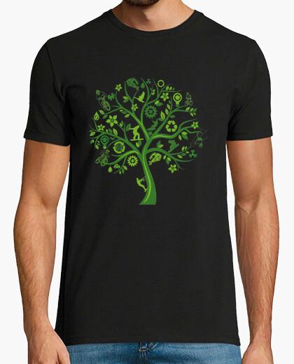 Camiseta Árbol de la ecología