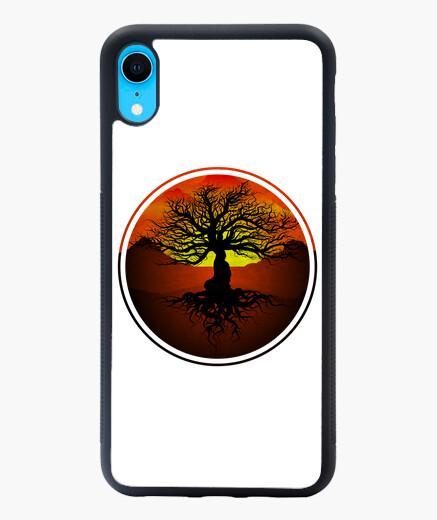 Funda iPhone XR arbol de la vida