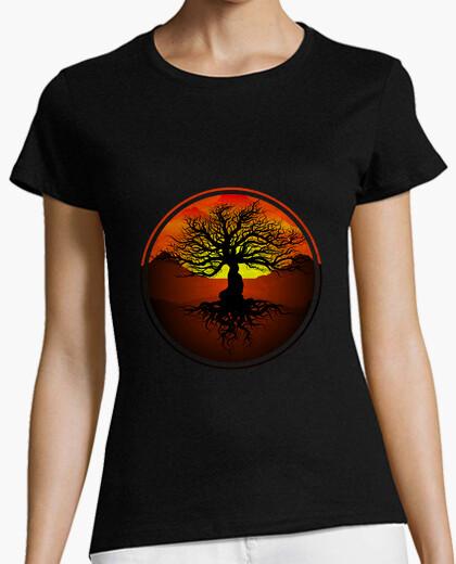 Camiseta arbol de la vida