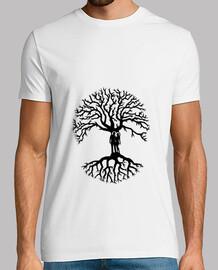 árbol de la vida árbol de la vida pareja luz de fondo