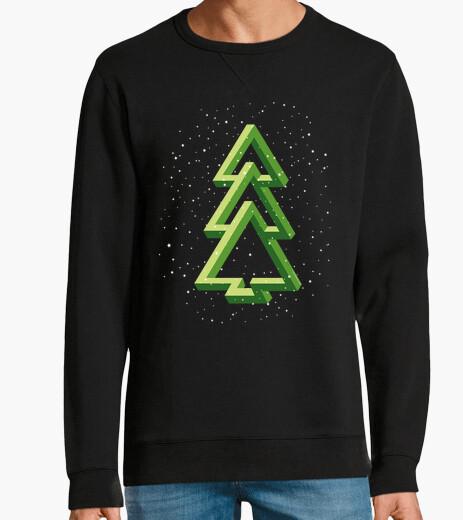 Jersey Árbol Navidad - Abeto - Efecto óptico