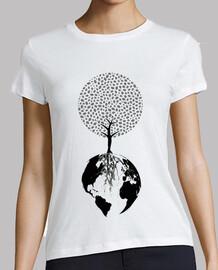 arbre / ice / monde