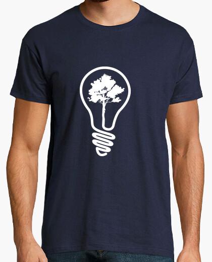 Tee-shirt Arbre Ampoule