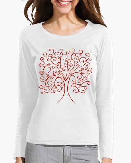 Tee-shirt arbre de vie coloré 1