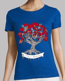 arbres d'automne fairy girl sangles