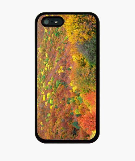 Funda iPhone Arbustos otoñales