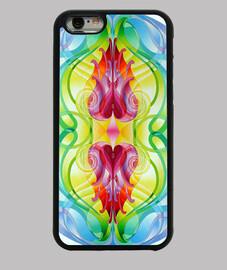 Arc-en-ciel-coque iPhone6