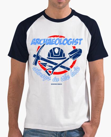 Tee-shirt archéologue