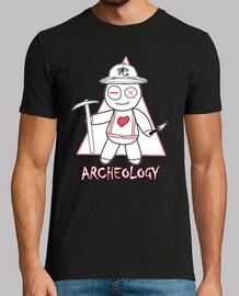 archéologue vaudou