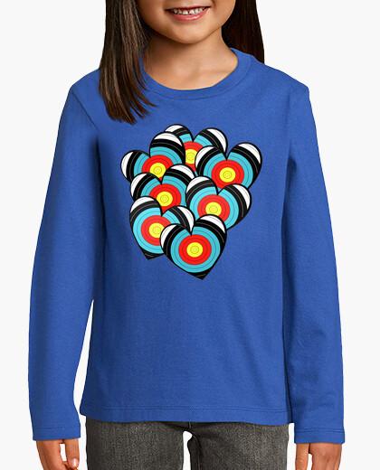 Ropa infantil Archery hearts