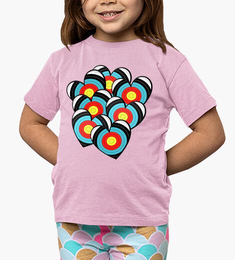 Ropa infantil Archery hearts (BIG)