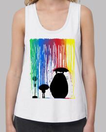 arco iris totoro