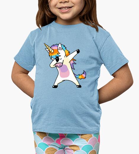 Abbigliamento bambino arcobaleno unicorno kawaii