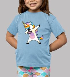 arcobaleno unicorno kawaii