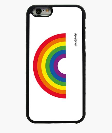 Funda iPhone 6 / 6S Arcoris gay y lésbico