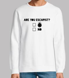 Are you escapist?