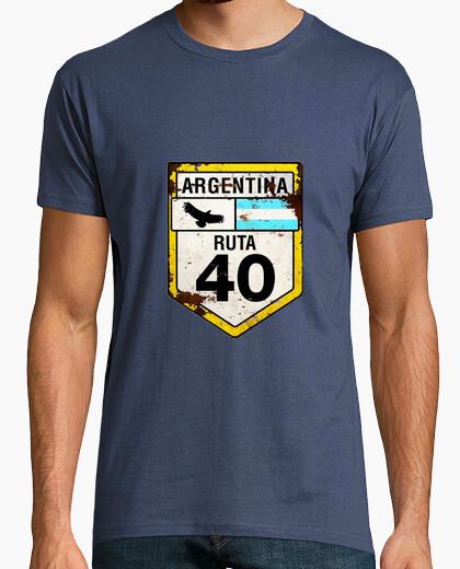 Tee-shirt ARGENTINA RUTA 40