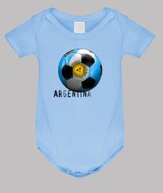 argentine balle / le football fußball argentinien