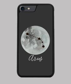 Aries horóscopo funda smartphone