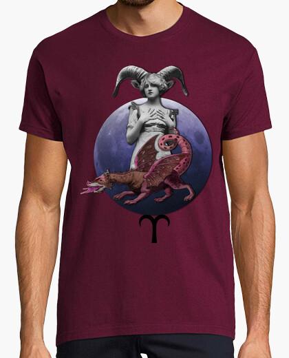 Camiseta Aries Zodiaco