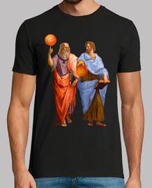 Aristóteles y Platón Baloncesto