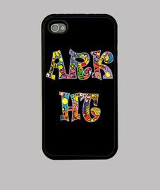 ARK HT Flowers funda iPhone