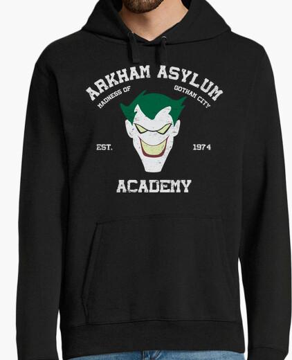 Jersey Arkham Academy