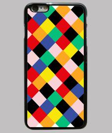 Cover iPhone X / XS cassa del telefono diffusione panda rosso Le