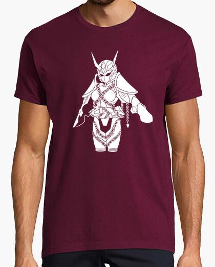 Camiseta Armadura de andrómeda - Caballeros del zodiaco