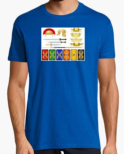 Camiseta Armamento legionario