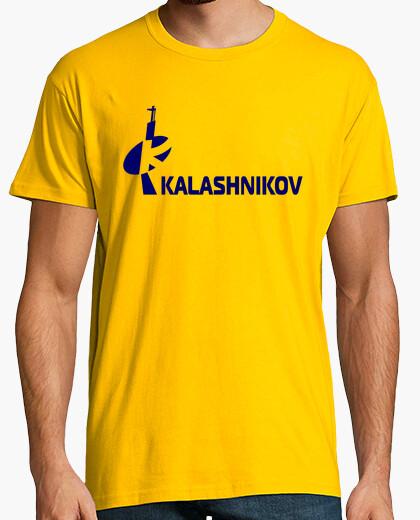 Camiseta Armas de guerra Kalashnikov
