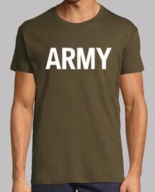 armée  T-shirt  mod.2