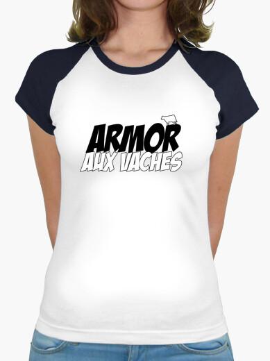 Tee-shirt Armor aux vaches