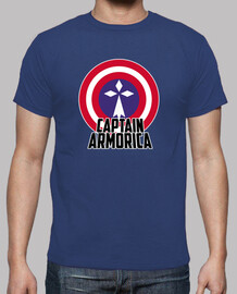 armorica captain - t-shirt