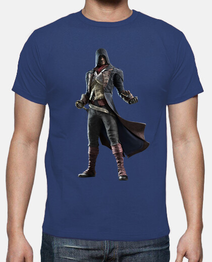 Camisetas Arno Dorian Assassin's Creed Unity