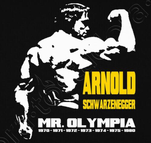 mr olimpia arnold:
