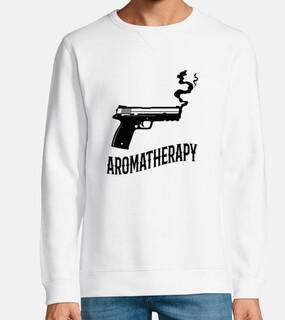 Aromaterapia arma propietario humor