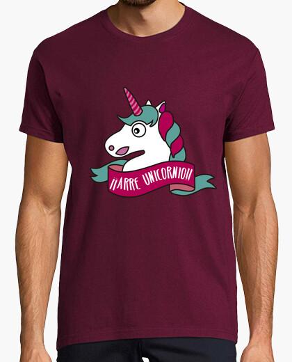 Camiseta Arre Unicornio