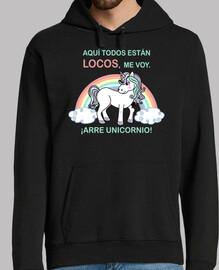 ¡Arre unicornio!