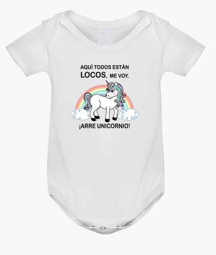 Ropa infantil Arre unicornio