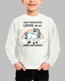 Arre unicornio