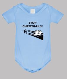 arrêter chemtrails bébé bleu