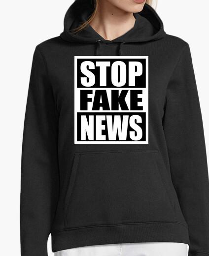 Sweat arrêter les fausses nouvelles