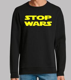 arrêter les guerres