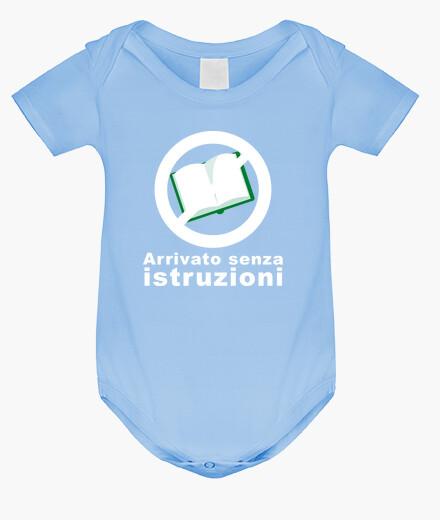 Abbigliamento bambino Arrivato senza istruzioni