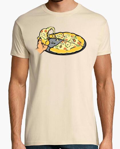 Tee-shirt arrivederci pizza