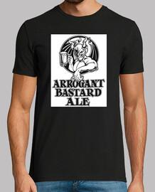 Arrogant Bastard beer, California, USA