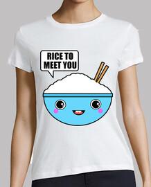 arroz para conocerte
